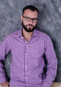 Camisa Amatto Style Xadrez