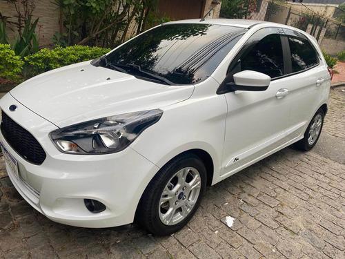 Ford Ka 2018 1.5 Sel Flex 5p