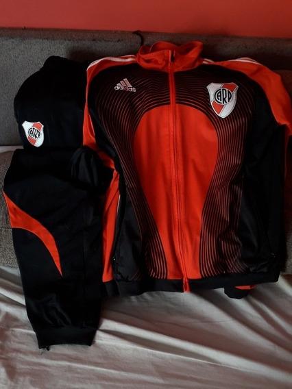 Conjunto River Plate (campera Y Pantalón) 2006/2007!!!