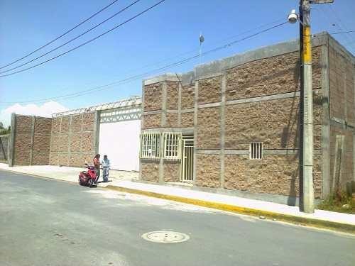 Bodega Industrial En Los Reyes Acaquilpan, La Paz