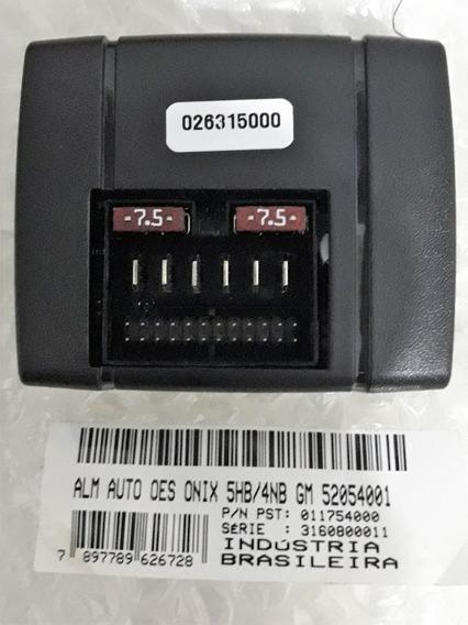 Central Do Alarme Gm Onix Novo Prisma 52054001