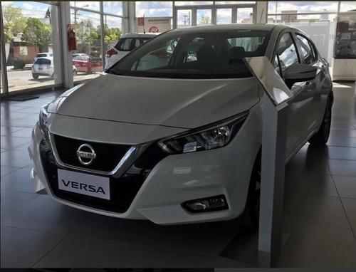 Nuevo Nissan Versa Advance Mt 2021