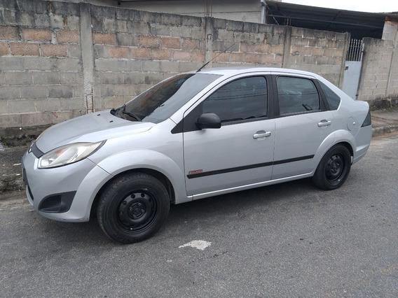 Fiesta Rocam Sedan 1.6 8v - Com Gnv De 16m³ - Sem Dividas