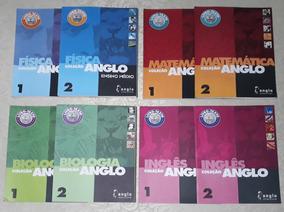 Coleção Vestibular Livros Texto Anglo Ensino Médio