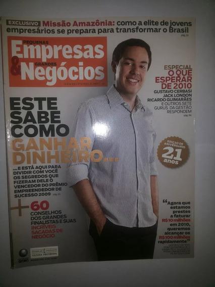 Revista Pegn Pequenas Empresas Grandes Negócios 251 Dez 2009