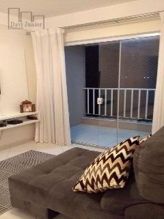 Apartamento À Venda, 88 M² Por R$ 415.000,00 - Jardim Guadalajara - Sorocaba/sp - Ap0534