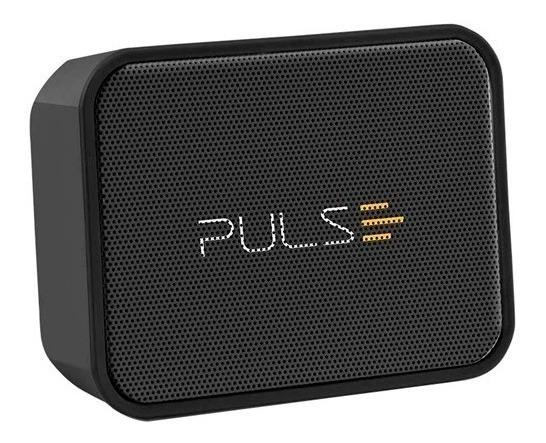 Caixa Pulse Splash Speaker Sp354 Bluetooth 8w