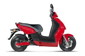 Moto Eléctrica Veems Scooter 4000 Watts Autonomía 90km