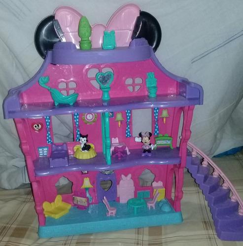 Casita De Minnie Mouse