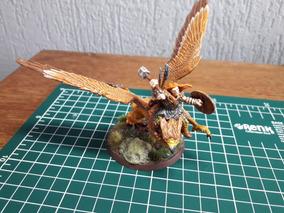 Miniatura Barbarian Gryphon Rider - Rpg D&d E Wargames