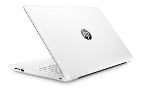 Notebook Hp Branco Intel Core I3 4gb 500gb 15 Pol - Barato