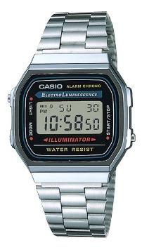 Relógio De Pulso Casio A168wa-1wdf-sc