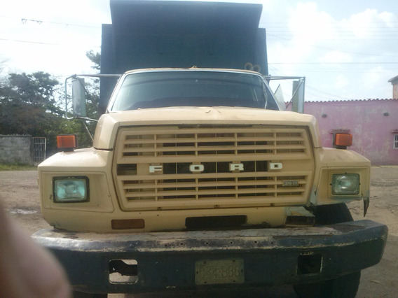Volteo Ford 1981 Motor 370