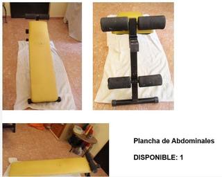 Tabla Plancha Abdominales (valencia Edo Carabobo)