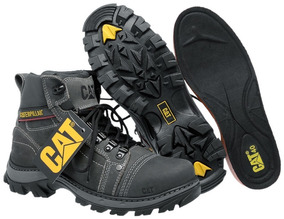 Bota Coturno Adventure Caterpillar Original Cat 2019