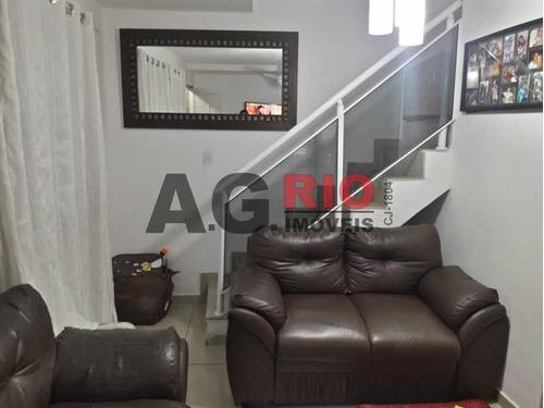 Casa Em Condomínio-à Venda-oswaldo Cruz-rio De Janeiro - Vvcn20040