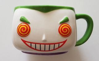 Funko Pop Taza Joker Dc Edicion Especial