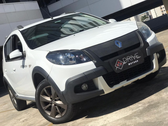 Renault Sandero Stepway 1.6 Automatico 2014