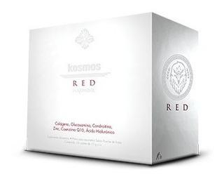 Kosmos Red Ácido Hialurónico Coenzima Q10 Colágeno Kromasol