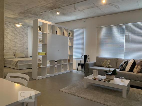 Apartamento Para Aluguel - Cambuí, 1 Quarto, 70 - 893053217