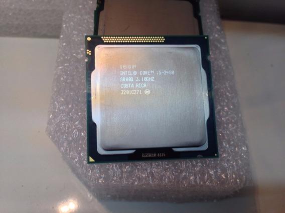 Processador Intel Core I5-2400 2ª Geração Soket 1155 Oem
