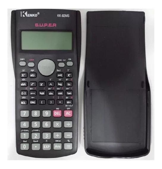 Calculadora Científica Idea / Kenko 82ms 82tl - 240 Funções
