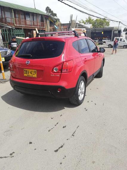 Nissan Qashqai Campero
