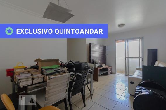 Apartamento No 13º Andar Mobiliado Com 3 Dormitórios E 1 Garagem - Id: 892971327 - 271327