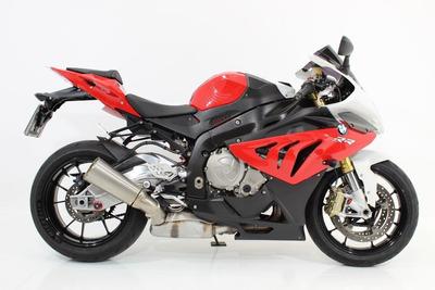 Bmw S 1000 Rr 2012 Vermelha