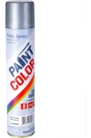 Tinta Spray Bege Uso Geral Carro Moto Metal Gesso Cera Tpk