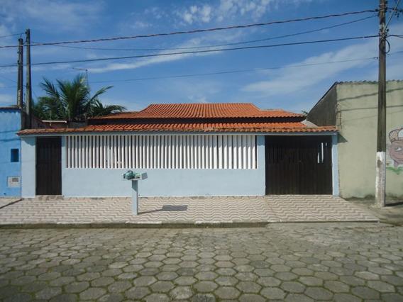 Casa A 350 Metros Da Praia - Jd Regina - Ref. 461