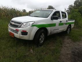 Chevrolet Dmax, Placa De Alquiler Del Guayas