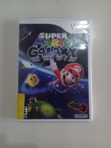 Super Mario Galaxy 3 Wii U - Nintendo no Mercado Livre Brasil
