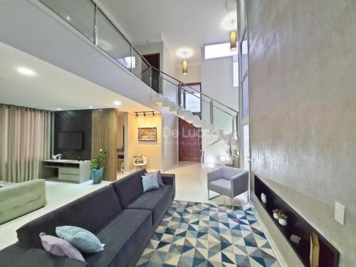 Imagem 1 de 30 de Casa À Venda Em Condomínio Reserva Real - Ca001450