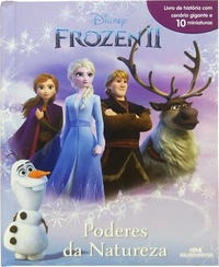 Frozen 2 - Poderes Da Natureza