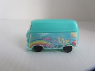 The Cars Mini Fillmore Van Vw Combi Volkswagen