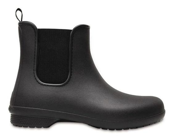 Botas Crocs Freesail Chelsea Boot De Mujer