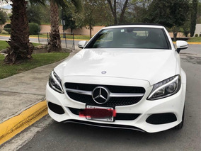 Mercedes-benz Clase C 2.0 200 Convertible At 2017