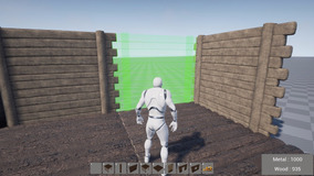 Marcketplace Assets - Unreal Engine 4 Player Build System