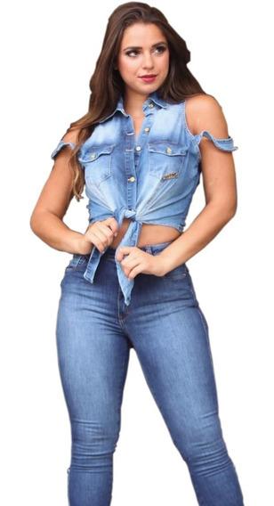Blusinha Original Sol Jeans Tecido Premium Importado +lycra