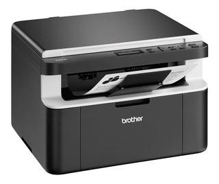 Impresora Brother Dcp-1617nw Multifuncion Laser Pce