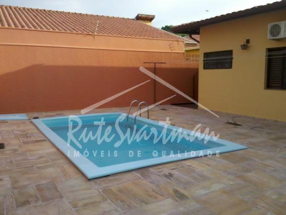 Casa Com 3 Dormitórios À Venda, 250 M² Por R$ 840.000,00 - Cidade Universitária - Campinas/sp - Ca3492