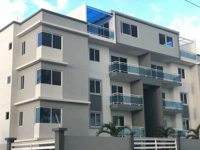 Apartamento En Venta En Santo Domingo Este