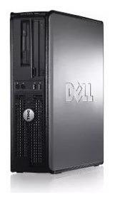 Dell Optiplex 745 Dual 2 Gb Hd 160 Média