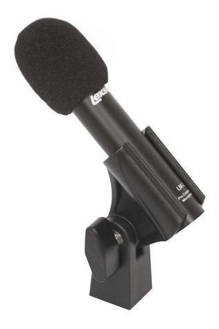 Microfone Condensador Cardioide Lm2 Coral Instrumento Lexsen