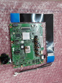 Placa Principal Tv Samsung Un32jh4205g + Flat E Chave Power