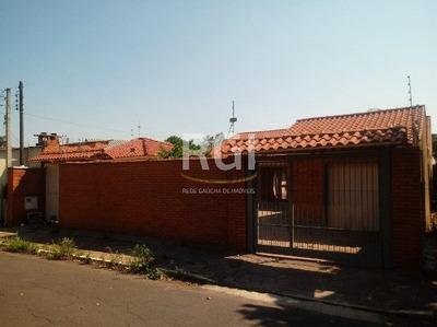 Casa Em Scharlau Com 3 Dormitórios - Vr23679