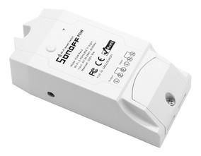 Sonoff Pow R2 Wifi Novo Modelo Mede O Consumo De Energia