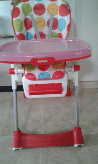 Silla De Comer Infanti Happy Meal Bg-89