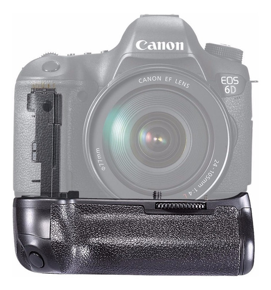 Battery Grip Para Canon 5d Mark Ii P/ 2 Baterias Ou Pilhas